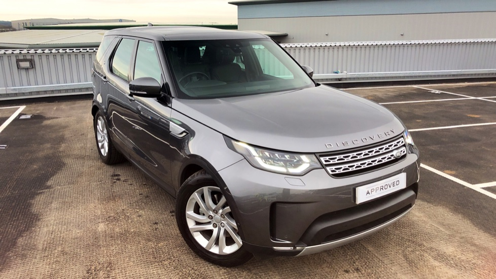 Land Rover Discovery 2.0 SD4 HSE 5dr image 11