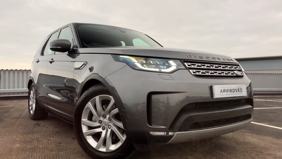 Land Rover Discovery 2.0 SD4 HSE 5dr image 13