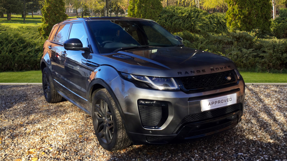 ae712acfd3a02 Land Rover Range Rover Evoque 2.0 SD4 HSE Dynamic 5dr Diesel Automatic  Hatchback (2018) at Land Rover Hatfield