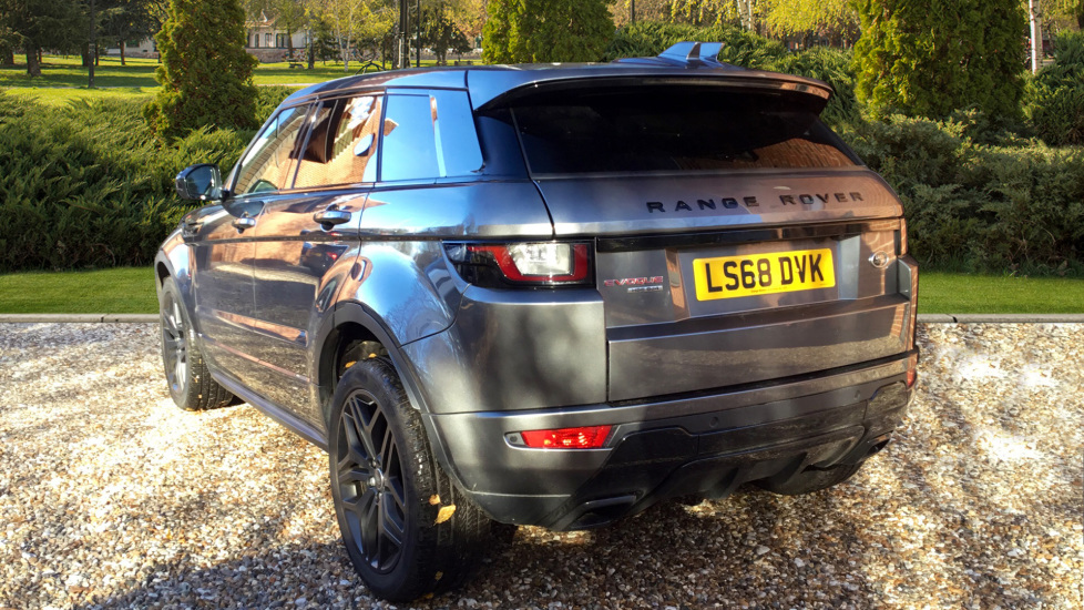 Land Rover Range Rover Evoque 2.0 SD4 HSE Dynamic 5dr image 2 thumbnail