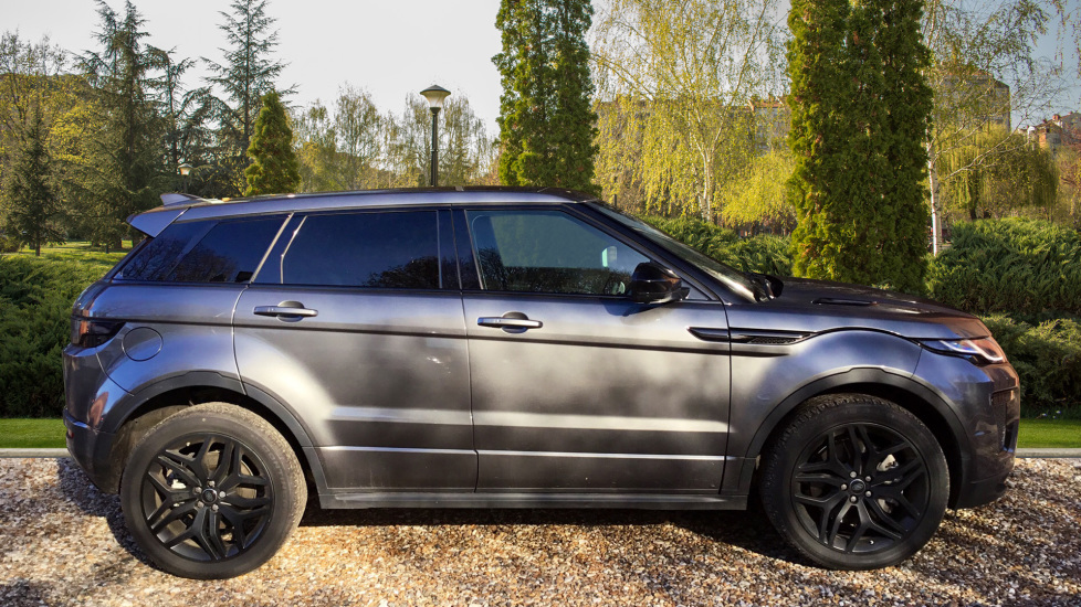 Land Rover Range Rover Evoque 2.0 SD4 HSE Dynamic 5dr image 5 thumbnail