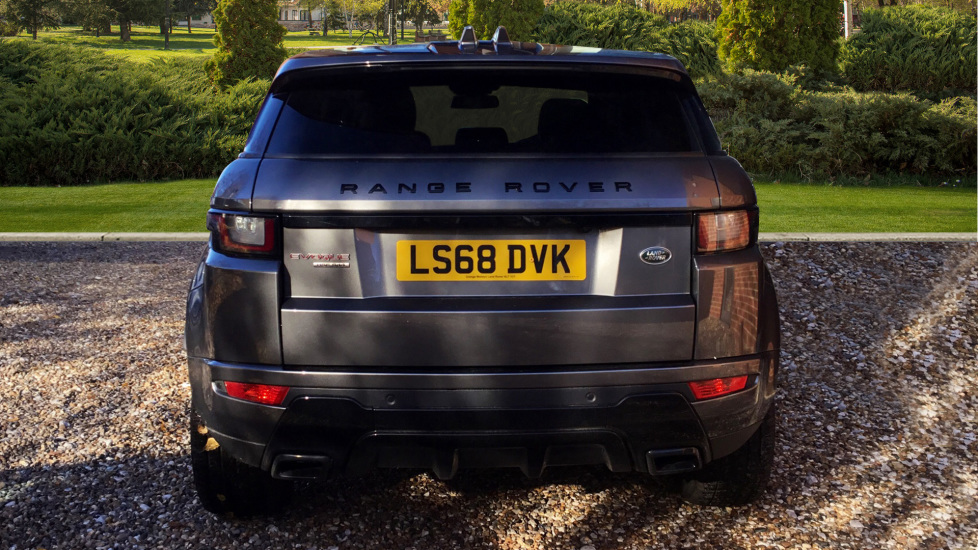 Land Rover Range Rover Evoque 2.0 SD4 HSE Dynamic 5dr image 6 thumbnail