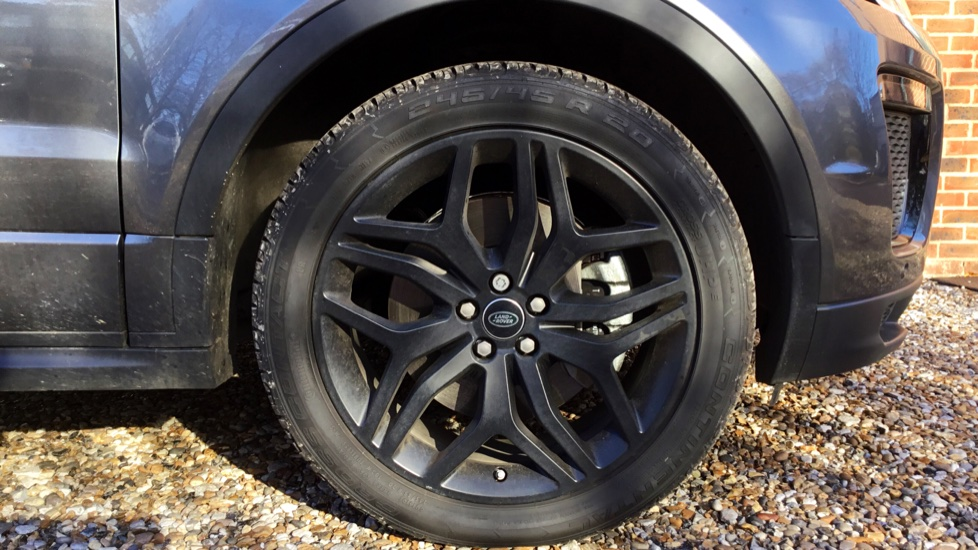 Land Rover Range Rover Evoque 2.0 SD4 HSE Dynamic 5dr image 8 thumbnail