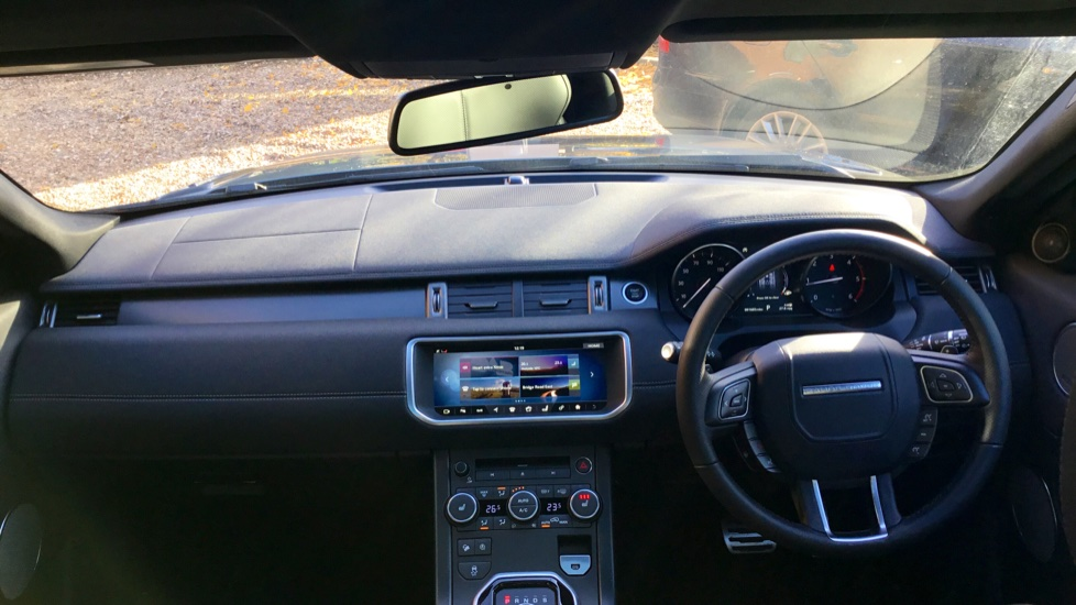 Land Rover Range Rover Evoque 2.0 SD4 HSE Dynamic 5dr image 9 thumbnail