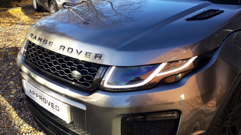 Land Rover Range Rover Evoque 2.0 SD4 HSE Dynamic 5dr image 10 thumbnail