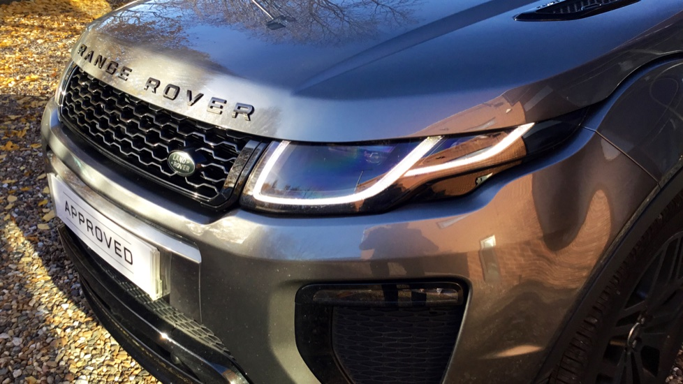 Land Rover Range Rover Evoque 2.0 SD4 HSE Dynamic 5dr image 11 thumbnail