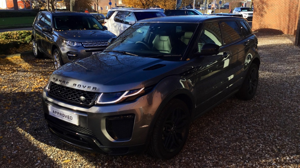 Land Rover Range Rover Evoque 2.0 SD4 HSE Dynamic 5dr image 12 thumbnail