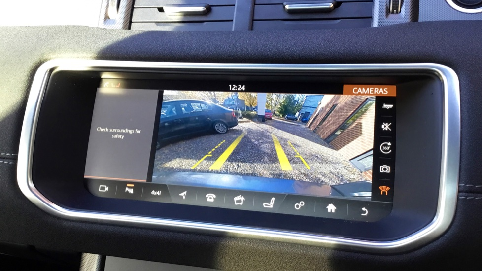 Land Rover Range Rover Evoque 2.0 SD4 HSE Dynamic 5dr image 22 thumbnail