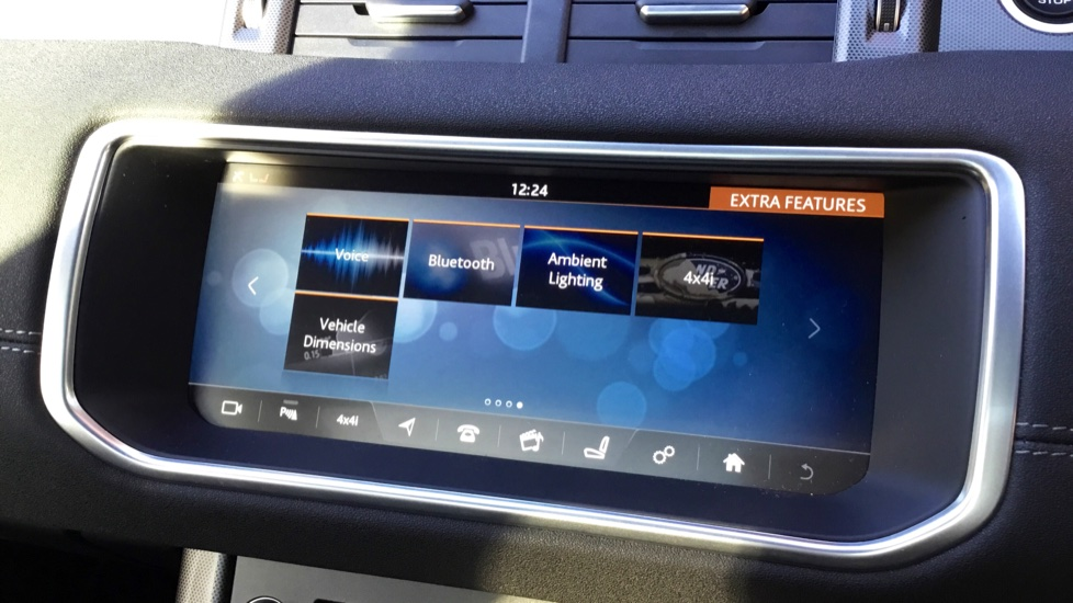 Land Rover Range Rover Evoque 2.0 SD4 HSE Dynamic 5dr image 25 thumbnail