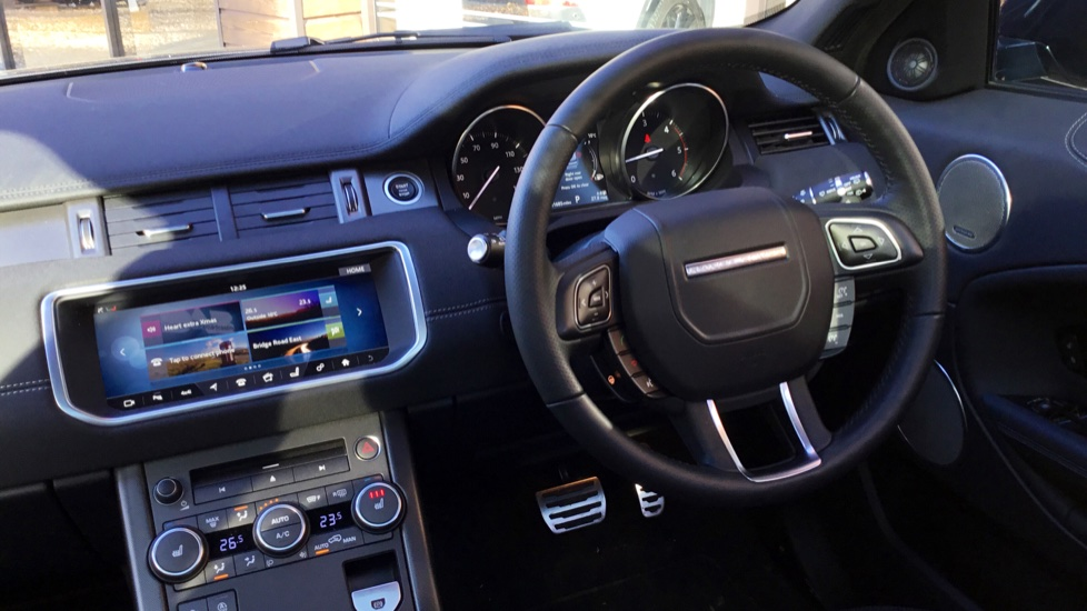Land Rover Range Rover Evoque 2.0 SD4 HSE Dynamic 5dr image 29 thumbnail