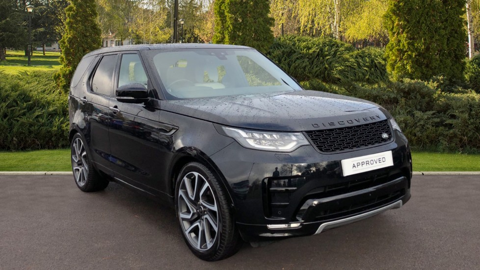Land Rover Discovery 2.0 SD4 HSE Luxury 5dr Diesel Automatic 4x4 (2020)