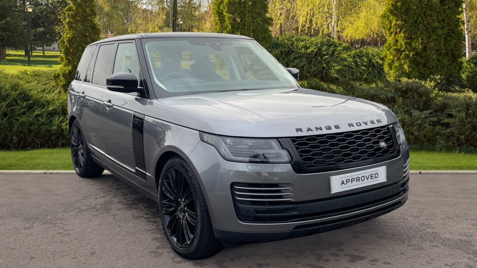 Land Rover Range Rover 3.0 D300 Westminster Black 4dr Auto Sliding panoramic roof Electrically deployable tow bar Diesel Automatic 5 door 4x4