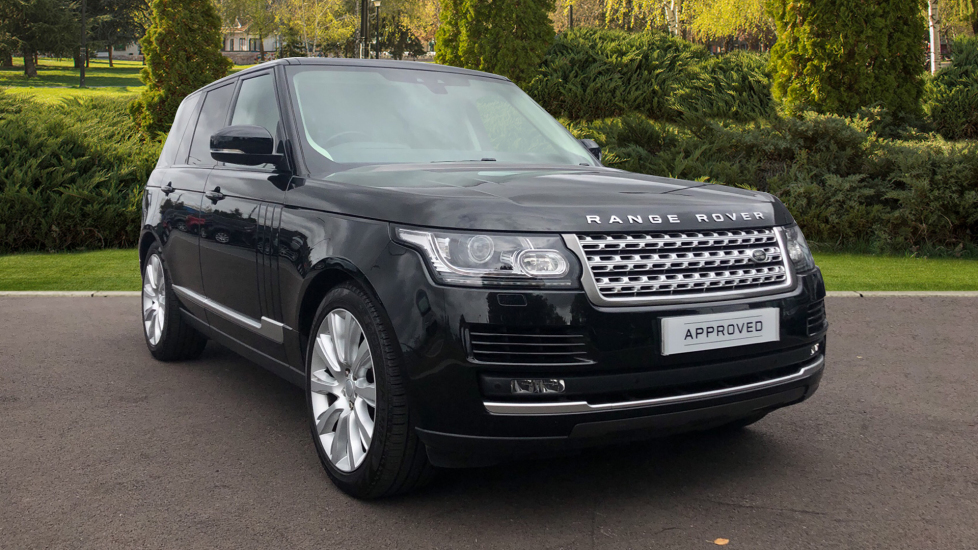 Land Rover Range Rover 3.0 TDV6 Vogue 4dr Diesel Automatic 5 door Estate (2017) at Land Rover Hatfield thumbnail image