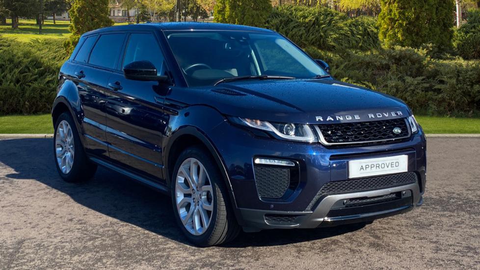 Land Rover Range Rover Evoque 2.0 TD4 HSE Dynamic 5dr Diesel Automatic Hatchback (2017)