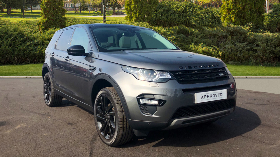 Land Rover Discovery Sport 2.0 TD4 180 HSE 5dr Diesel Automatic 4x4 (2019) image