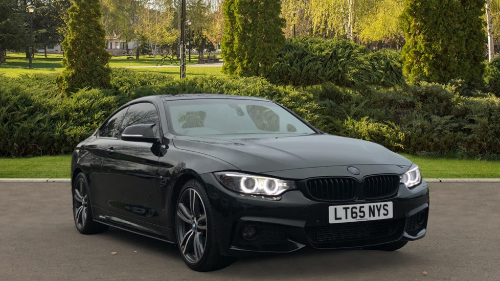 BMW 4 Series 420d [190] M Sport [Professional Media] 2.0 Diesel Automatic 2 door Coupe (2015)