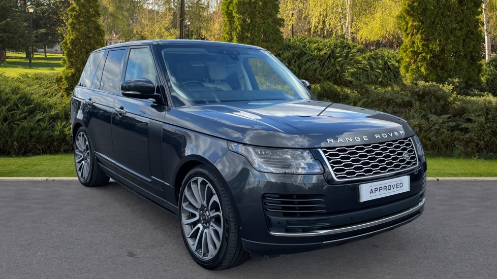 Land Rover Range Rover 5.0 V8 S/C Autobiography 4dr Automatic 5 door 4x4