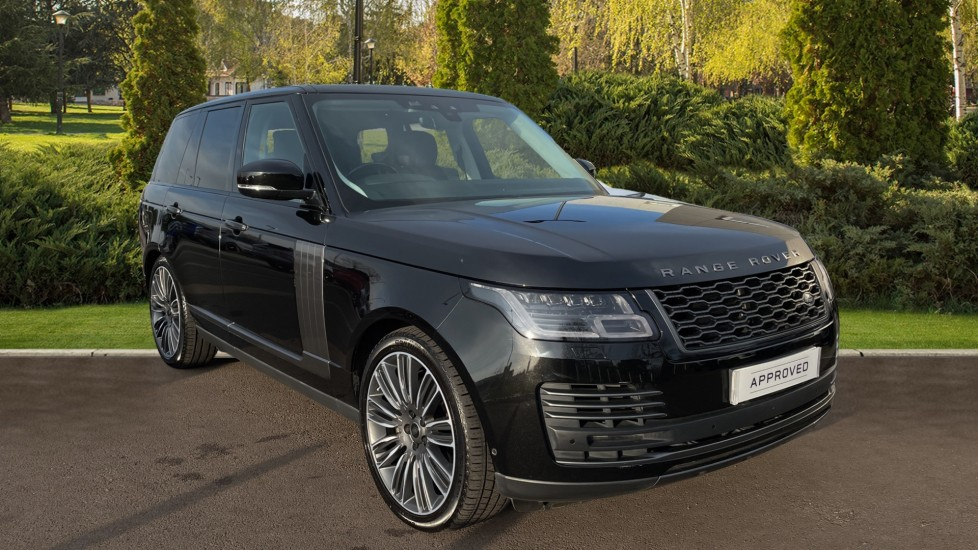 Land Rover Range Rover 5.0 V8 S/C Autobiography 4dr Automatic 5 door Estate (2019)