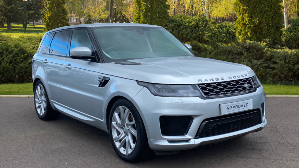 Land Rover Range Rover Sport 3.0 SDV6 HSE Dynamic 5dr [7 Seat] Diesel Automatic Estate (2018)