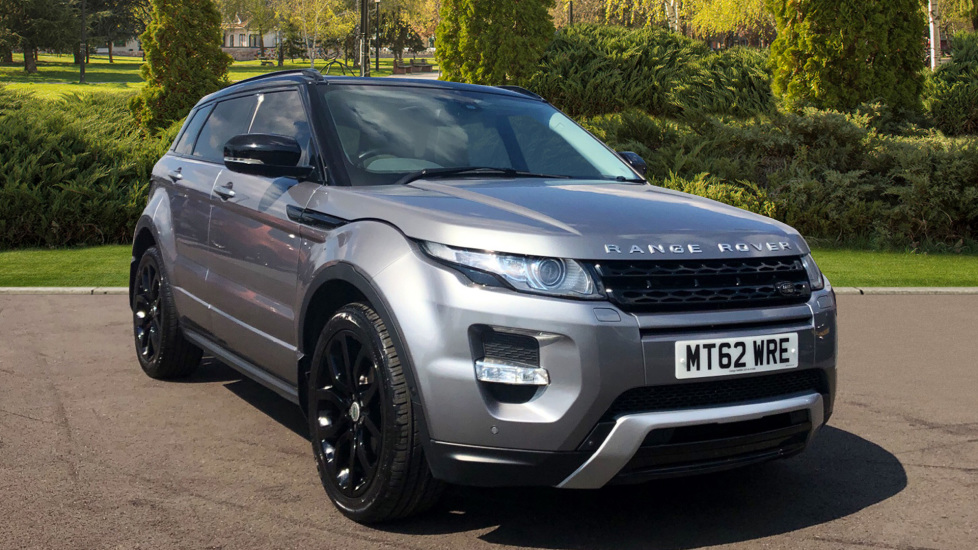 Land Rover Range Rover Evoque 2.2 SD4 190hp Dynamic LUX Diesel Automatic 5 door Estate (2013) image