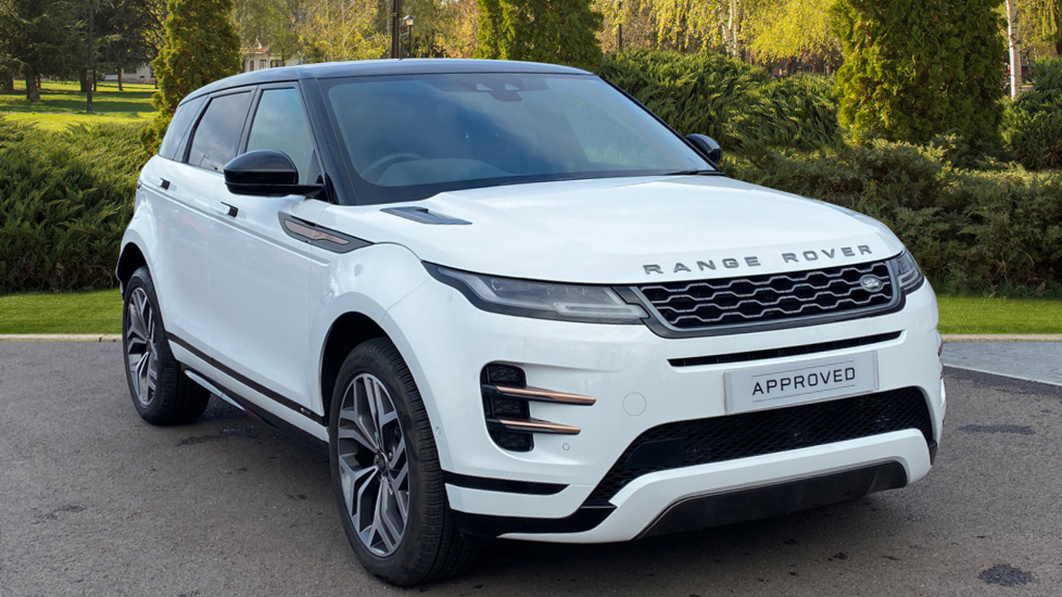 Land Rover Range Rover Evoque 2.0 P200 R-Dynamic HSE 5dr Automatic Hatchback (2020) image