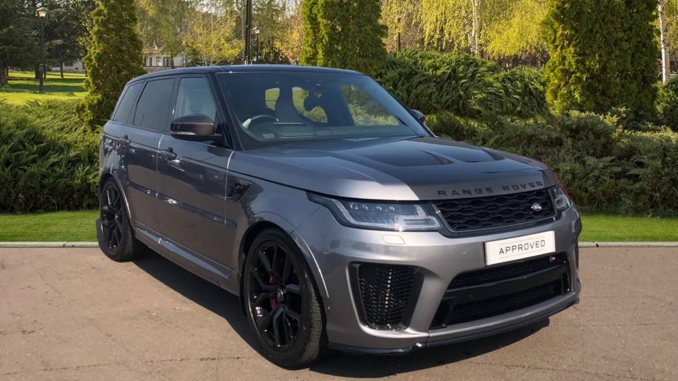 Land Rover Range Rover Sport 5.0 V8 S/C 575 SVR 5dr Automatic Estate (2019)