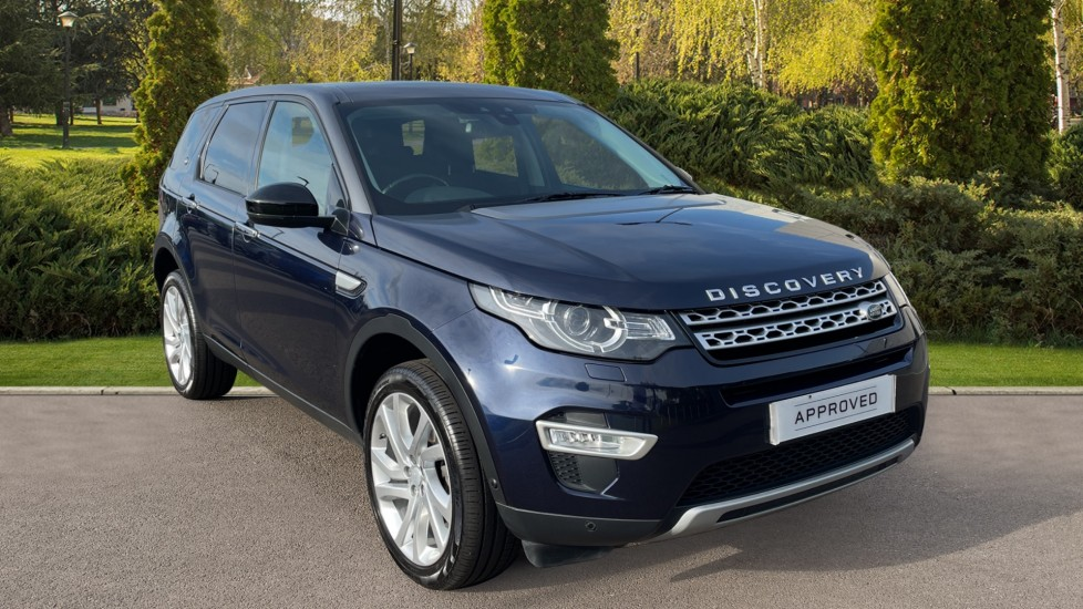 Land Rover Discovery Sport 2.2 SD4 HSE Luxury Configurable Ambient Lighting Detachable tow bar Diesel Automatic 5 door 4x4