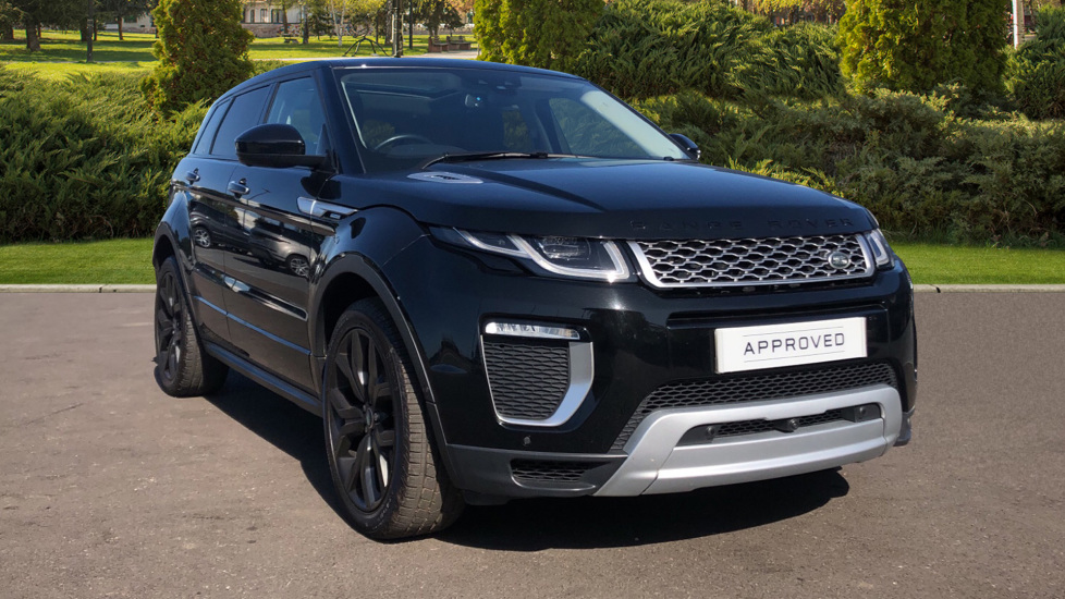 Land Rover Range Rover Evoque 2.0 TD4 Autobiography 5dr Diesel Automatic Hatchback (2017) image