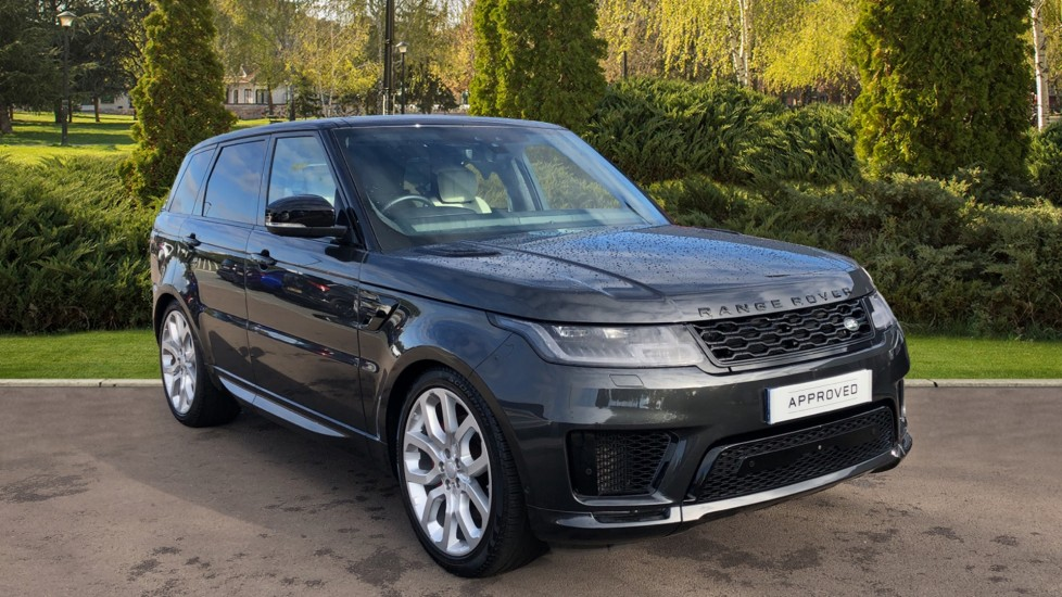 Land Rover Range Rover Sport 4.4 SDV8 Autobiography Dynamic 5dr Diesel Automatic Estate (2018)