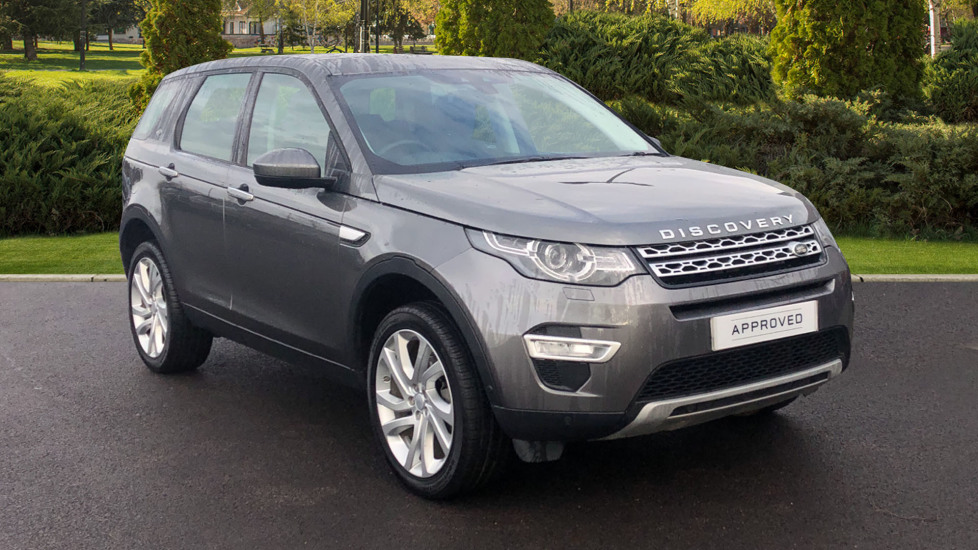 Land Rover Discovery Sport 2.0 Si4 240 HSE Luxury 5dr Automatic 4x4 (2018) image