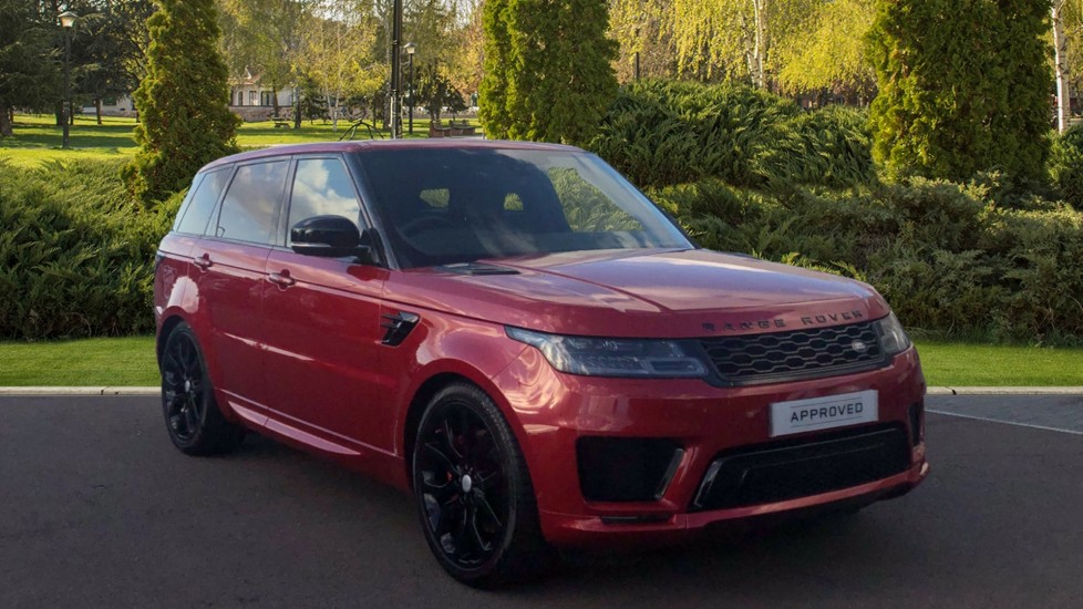 Land Rover Range Rover Sport 4.4 SDV8 Autobiography Dynamic 5dr Diesel Automatic Estate (2019)