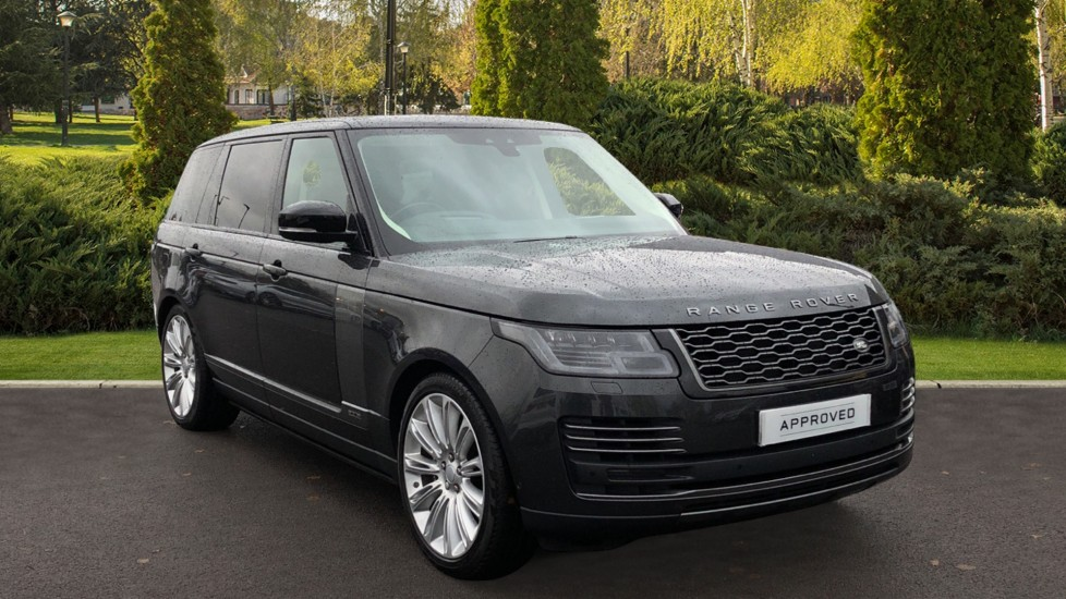 Land Rover Range Rover 5.0 V8 S/C Autobiography LWB 4dr Automatic 5 door Estate (2019) image