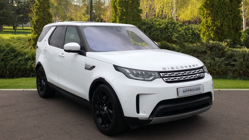 Land Rover Discovery 3.0 SDV6 HSE 5dr Diesel Automatic 4x4 (2019)