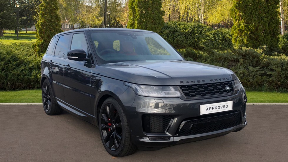 Land Rover Range Rover Sport 3.0 P400 HST 5dr Automatic Estate (2019) available from Land Rover Swindon thumbnail image