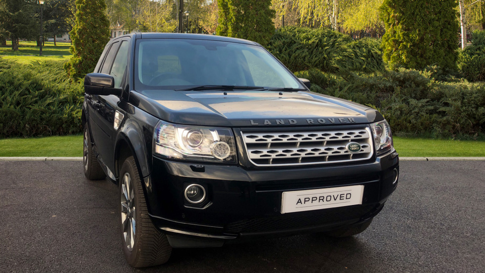 Land Rover Freelander 2.2 SD4 HSE LUX 5dr Diesel Automatic 4x4 (2012) image