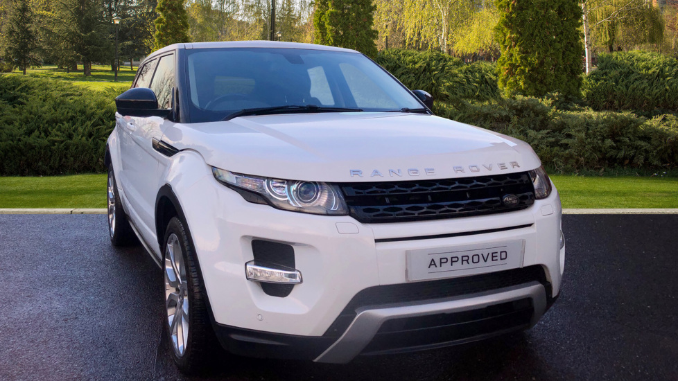 Land Rover Range Rover Evoque 2.2 SD4 Dynamic 5dr [9] [Lux Pack] Diesel Automatic Hatchback (2014) image