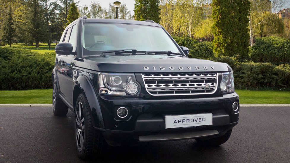 Land Rover Discovery 3.0 SDV6 HSE Luxury 5dr Diesel Automatic 4x4 (2014) image