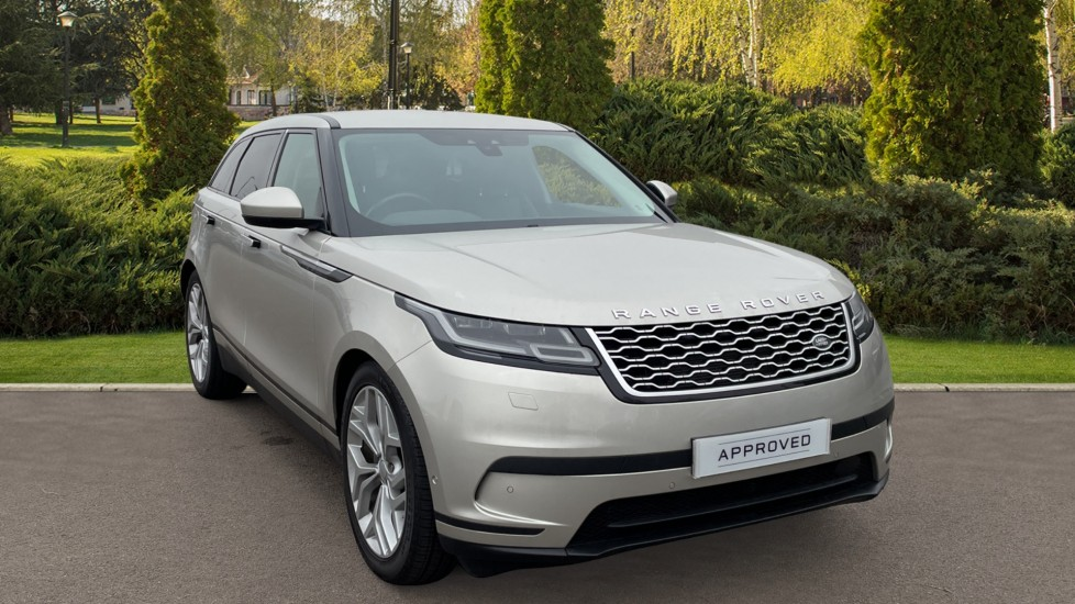 Land Rover Range Rover Velar 3.0 D300 HSE  Adaptive Cruise Control MeridianTM Surround Sound System Diesel Automatic 5 door 4x4