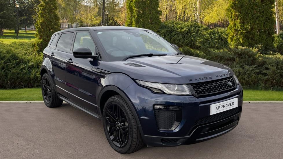 Land Rover Range Rover Evoque 2.0 TD4 HSE Dynamic 5dr Diesel Automatic Hatchback (2018)