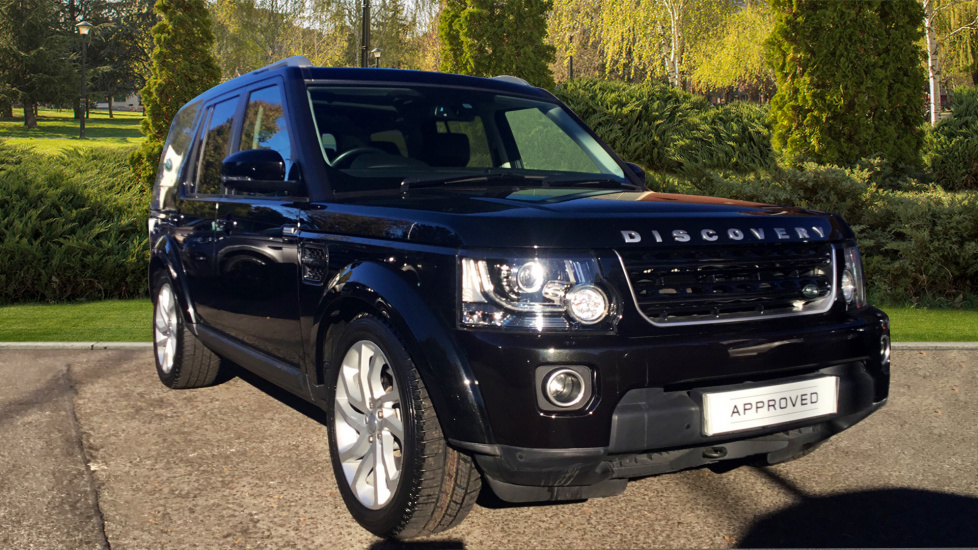 Land Rover Discovery 3.0 SDV6 Landmark 5dr Diesel Automatic 4x4 (2016)