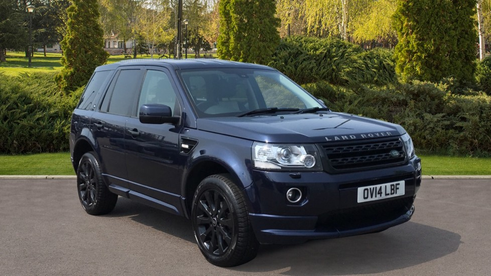 Land Rover Freelander 2.2 SD4 Dynamic 5dr Privacy glass, MeridianTM Sound System Diesel Automatic 4x4 (2014)