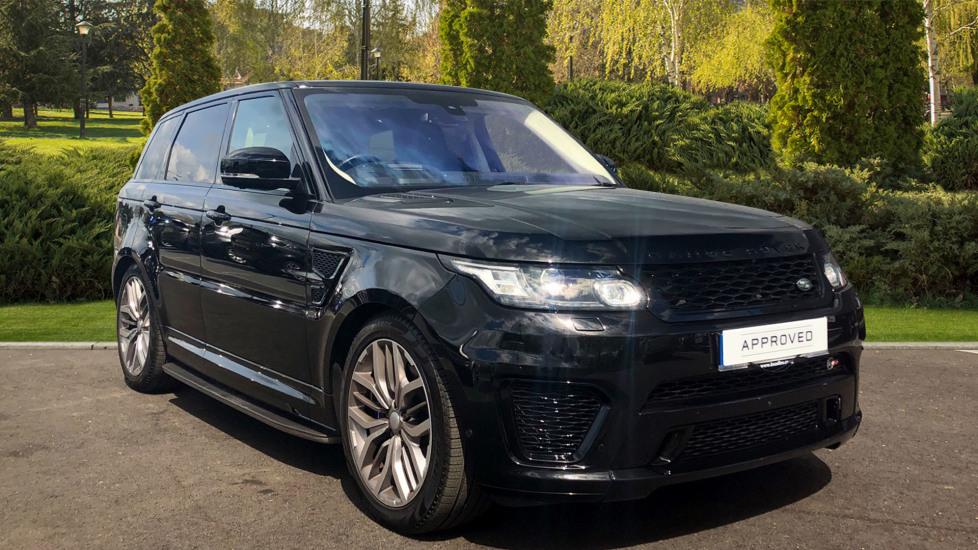 Land Rover Range Rover Sport 5.0 V8 S/C SVR 5dr Automatic Estate (2016)