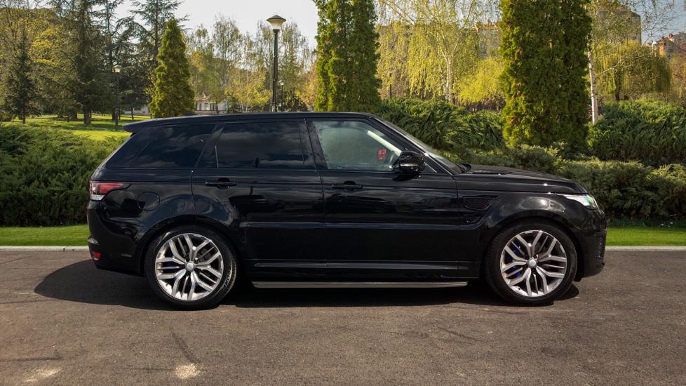 Land Rover Range Rover Sport 5.0 V8 S/C SVR 5dr image 5