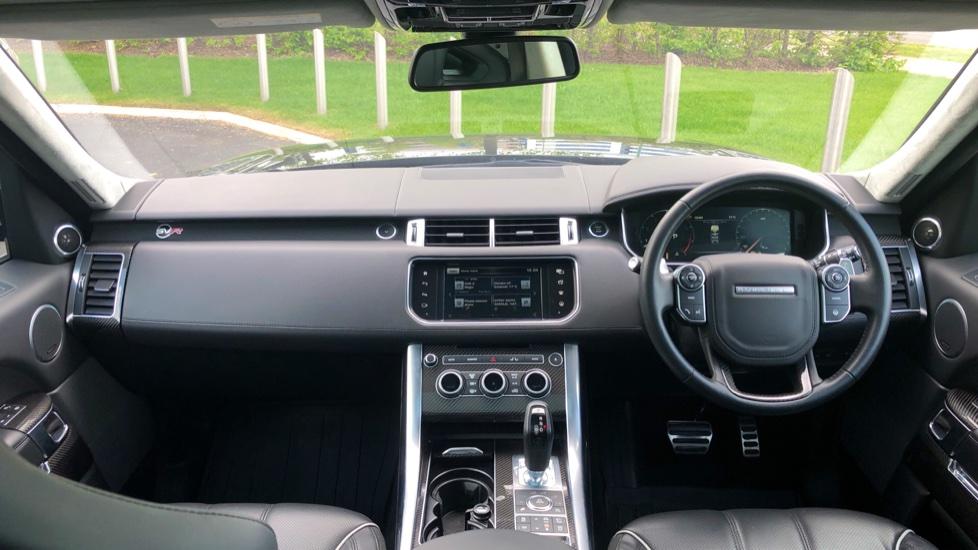 Land Rover Range Rover Sport 5.0 V8 S/C SVR 5dr image 9