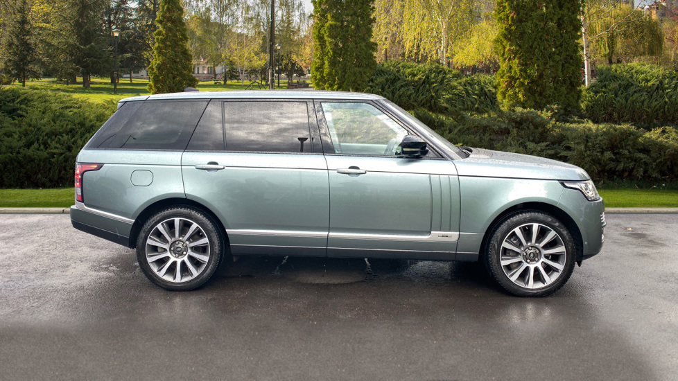 Land Rover Range Rover 5.0 V8 Supercharged Autobiography LWB 4dr SS image 5
