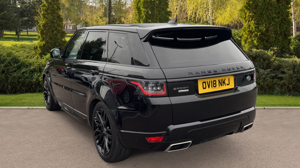 Land Rover Range Rover Sport 3.0 SDV6 Autobiography Dynamic 5dr Auto [7 Seat] 360 Surround Camera 8 inch Rear Seat Entertainment image 2