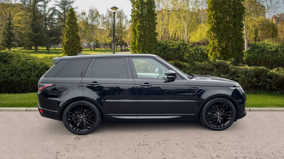 Land Rover Range Rover Sport 3.0 SDV6 Autobiography Dynamic 5dr Auto [7 Seat] 360 Surround Camera 8 inch Rear Seat Entertainment image 5