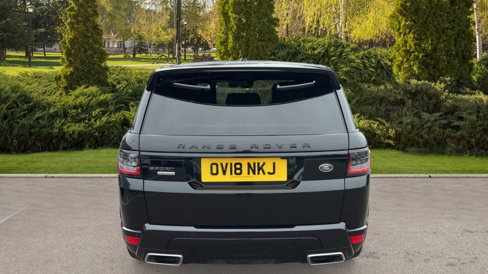 Land Rover Range Rover Sport 3.0 SDV6 Autobiography Dynamic 5dr Auto [7 Seat] 360 Surround Camera 8 inch Rear Seat Entertainment image 6