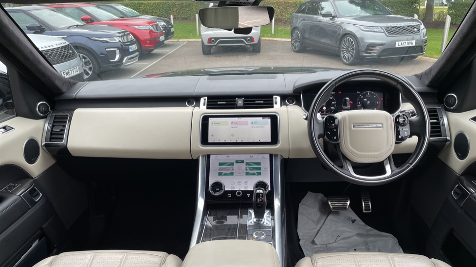 Land Rover Range Rover Sport 3.0 SDV6 Autobiography Dynamic 5dr Auto [7 Seat] 360 Surround Camera 8 inch Rear Seat Entertainment image 9