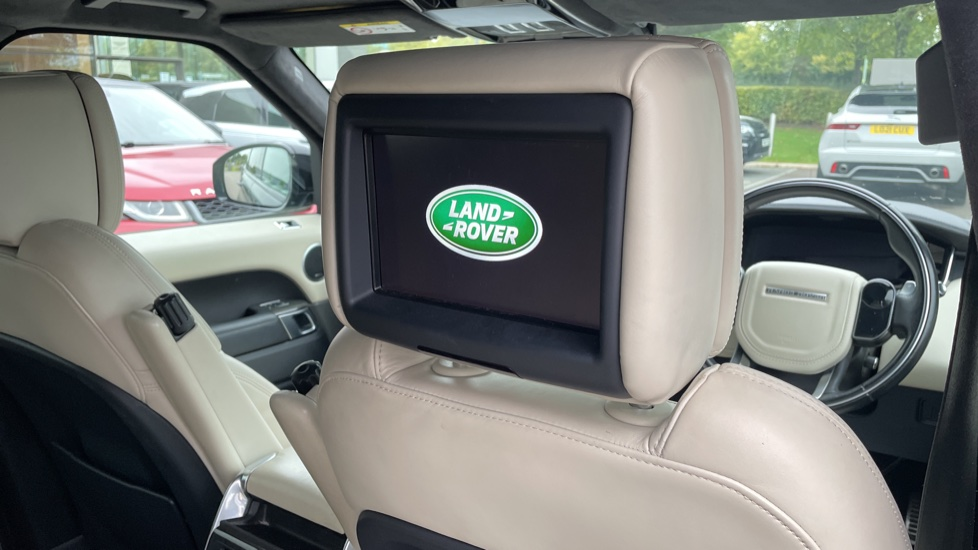 Land Rover Range Rover Sport 3.0 SDV6 Autobiography Dynamic 5dr Auto [7 Seat] 360 Surround Camera 8 inch Rear Seat Entertainment image 13